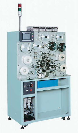 Film Capacitor Winding Machine Model Cw2s 50jt Technical